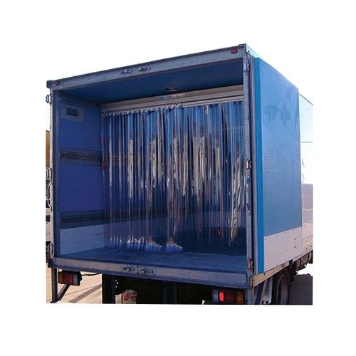 Plain Polar PVC Strip Curtains, For Door, Thickness: 2 To 3 mm, Rs 160  /square feet   ID: 20594918133