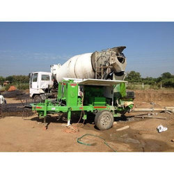 Truck/Trailer Mounted Pump Concrete Pump on Hire