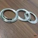 40mm Stainless Steel Curtain Eyelets & Washers Nickel