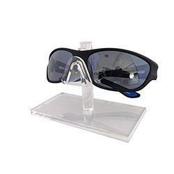 Clear Acrylic Eye Wear Display Stand