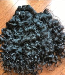 Hair King IBS Exhibition Product Thick Curly Hair