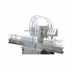400 BPH Vegetable Oil Filling Machine