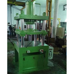 Pillar Type Hydraulic Machine