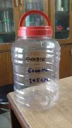 Pet Jar 6000 ml
