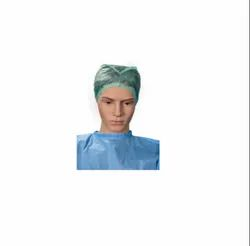 Blue and Green Surgeons Cap