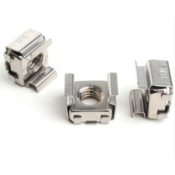 Stainless Steel Snap-In Nuts