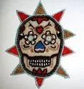 Decorative Bead Coaster