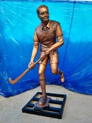 Major Dhayanchand Statue