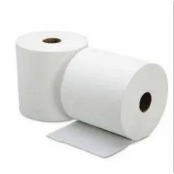 Plain HRT Paper Roll, GSM: 40