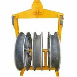 Three Sleave Aerial Roller