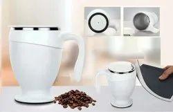 Vino Magic Stainless Steel Mug Spill Free Design