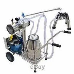 Electric Milking Machine (Single Tank)