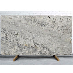 White Persa Polished Granite Slab
