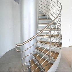 SS Stair Railing