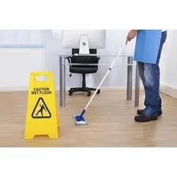 Residential Offline Office Cleaning Services, In Client Side