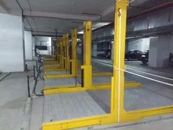 Two Level Stack Parking Installation Service