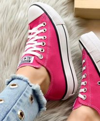 Flats & Sandals Pink Ladies Shoes