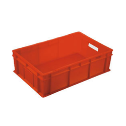 53150 CL Plastic Crate