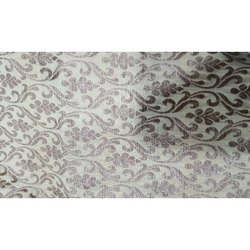 Printed Jacquard Fabric