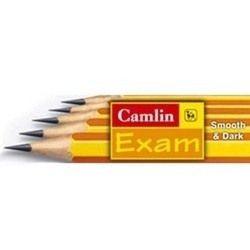 Orange & Yellow Black Camlin Pencil
