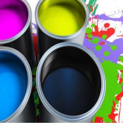 CMYK High Heat Resistance Ink For Paper Printing, Pack Size: 5 - 20 Kg