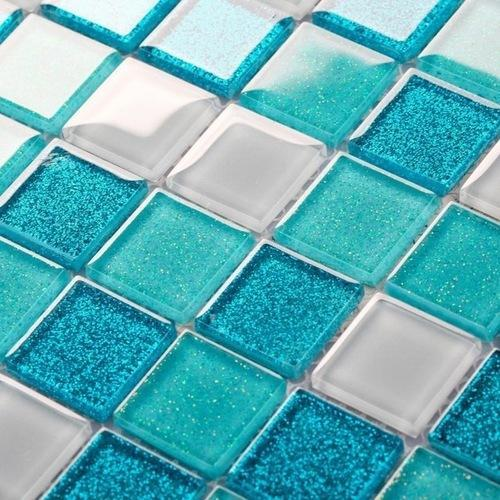 Swimming Pool Glass Tile - Mosaic Pool Glass Tile Wholesaler ...