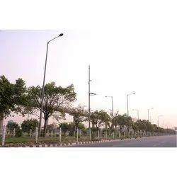 Mild Steel Electrical Poles