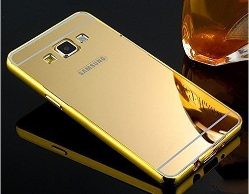 factory price 179dc 01c77 Back Cover Case Samsung Galaxy J7 J 7 Gold