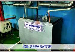 SSA Oil Separator, Belt / Chain / Disc