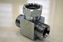 Hydraulic BSP Tee