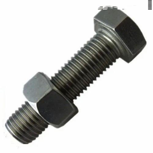 1/2 Inch Mild Steel Hex Bolt