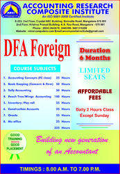 Indian & Foreign Accounting Courses