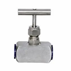 SS Needle Valve, Size: 1/4 Inch To 1 Inch, Model Number/Name: BSP NPT
