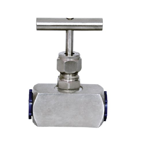 SHREEKAR 1000 Psi SS Needle Valve, Size: 1/4 Inch To 1 Inch, Model Number/Name: Bsp Npt