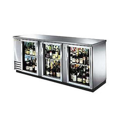 Stainless Steel Back Bar Cooler