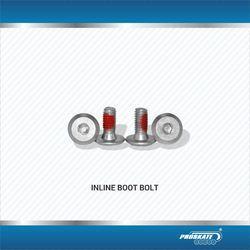 练习型赛车溜冰鞋靴螺栓