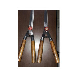 Hedge Shear Wooden Handle 10 inch