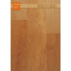 American Cherry Wooden Flooring