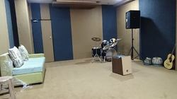 Rehearsal Hall, Jam Room, Practice Hall for Rent