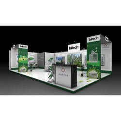 Reusable Exhibition Stall
