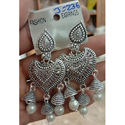 Traditional Silver Earring