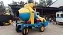 RM-550 Reversible Concrete Mixer
