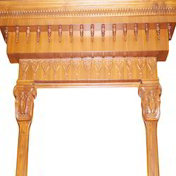 Maple Wooden Wooden Corners Moulding