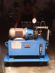 DMT Hydraulic Power Pack