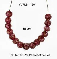 Lampwork Fancy Glass Beads - YVFLB-130