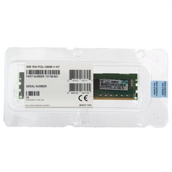 P/N-731765-B21 HP 8GB (1X8GB) 1RX4 PC3L-12800R Registered Memory Kit