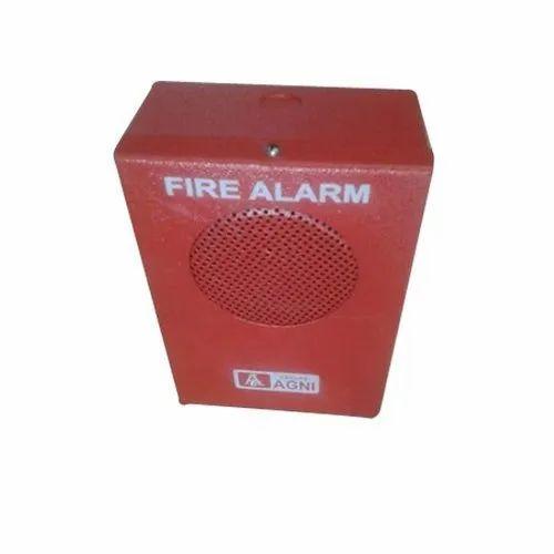 Automatic Agni Fire Alarm