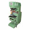 Three Color Pad Printing Machine