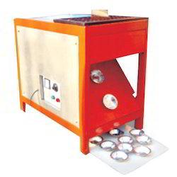 Dona Making Machine - Semi Automatic Single Die Dona Making