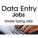 Data Entry Typing Work